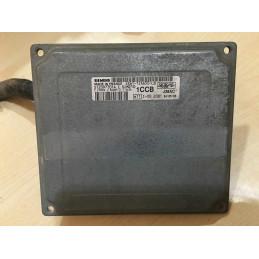 ECU MOTOR SIEMENS SIM 210 S120977014C FORD 4S61-12A650-LB