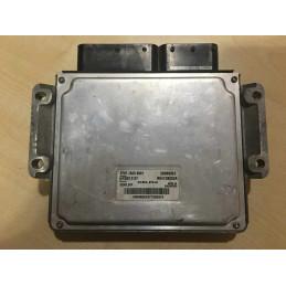 ECU MOTOR DELPHI DCM3.2AP R0412B003A TATA 279715209901