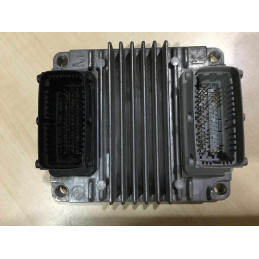 ECU MOTOR DELPHI MR140 CHEVROLET 96417551 XAHD