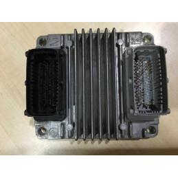 ECU MOTOR DELPHI MR140 CHEVROLET 96417551 XAHD