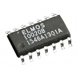 INTEGRADO IC ELMOS 10020B