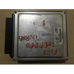 ECU MOTOR DELPHI R0411C005E FORD 2T1A-12A650-DE