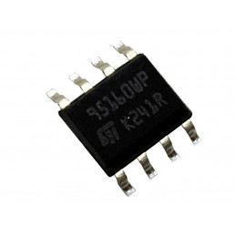 MEMORIA EEPROM ST M95160-WMN6TP 16KB SOIC8
