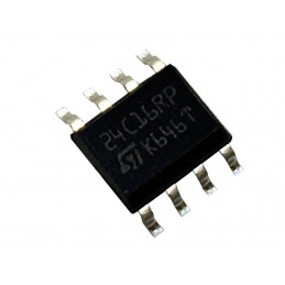 MEMORIA EEPROM ST M24C16-RMN6TP 16Kbit SOIC8