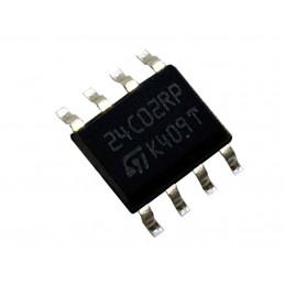 MEMORIA EEPROM ST M24C04-RMN6TP 4Kbit SOIC8