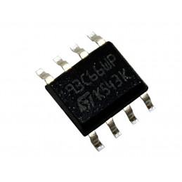 MEMORIA EEPROM ST M93C66-WMN6TP 4Kbits SOIC8