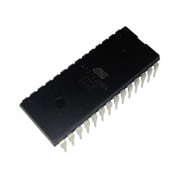 MEMORIA FLASH ATMEL AT27C256R-45PU 256K PDIP