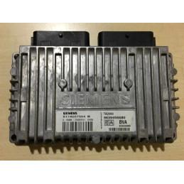 ECU CAJA CAMBIOS SIEMENS TA2000 S118057504B RENAULT 9639456680 8200038888