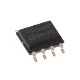 MEMORIA EEPROM ST M93C46-WMN6P 1Kbit SOIC8