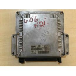 ECU MOTOR BOSCH EDC15C2-6.1 0281010165 PSA 9637089580
