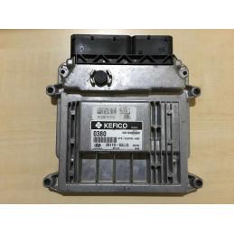 ECU MOTOR KEFICO M7.9.8 9001040380KD HYUNDAI 39110-03256
