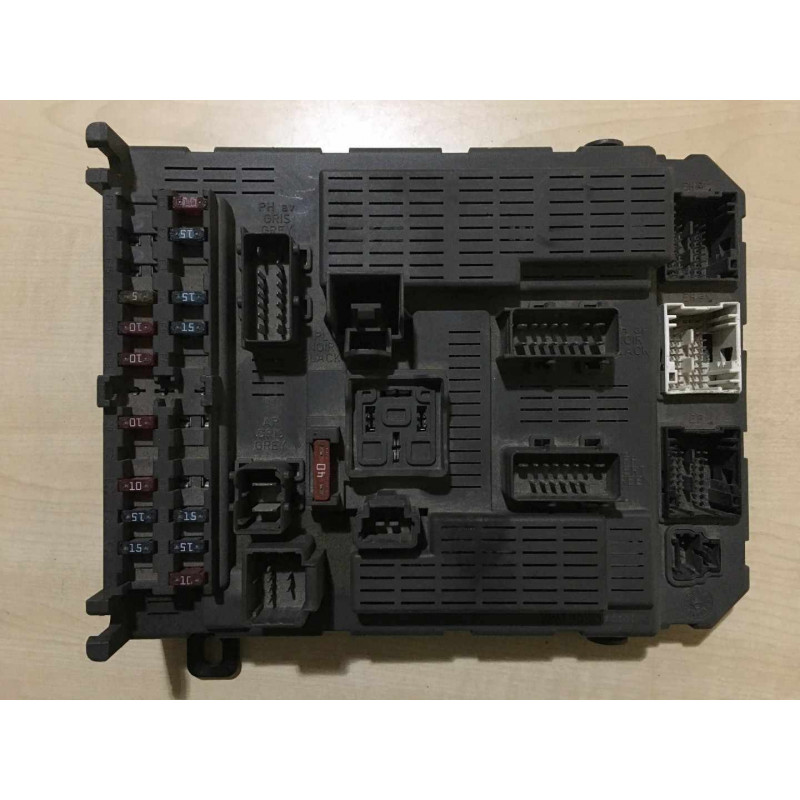BSI T02-01 LEAR PSA 9649301680