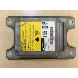 ECU AIRBAG DENSO 152300-2510 MITSUBISHI MR268155