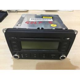 RADIO GRUNDIG RCD 300 VAG 1K0035186P