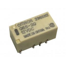 RELE OMRON G6S-2G 12VDC