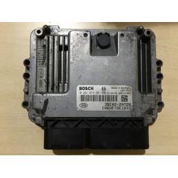 ECU MOTOR BOSCH EDC16C39-5.41 0281014861 KIA 39102-2A720