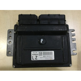 ECU MOTOR HITACHI NISSAN MEC37-300 H3 8111 LZ