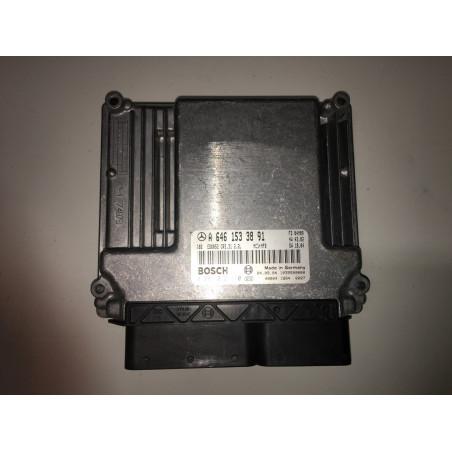 ECU MOTOR BOSCH EDC16C2-7.31 0281012110 MERCEDES A6461533891