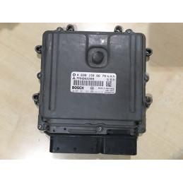 ECU MOTOR BOSCH EDG16C33-4.21 0281011841 SMART A6391500679 MITSUBISHI PMN902289
