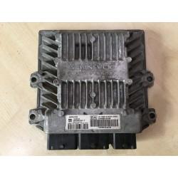 ECU MOTOR SIEMENS SID 803A 5WS40615C-T PSA HW9661642180 SW9665100380