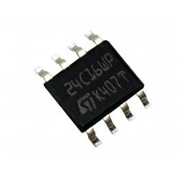 MEMORIA EEPROM ST M24C16-RMN6P 16Kbit SOIC8