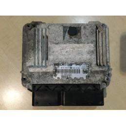 ECU MOTOR BOSCH EDC16C39-5.8A 0281014077 SAAB 55565526