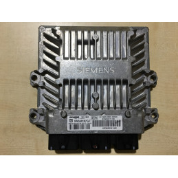 ECU MOTOR SIEMENS SID 803 5WS40167G-T PSA 9655041480