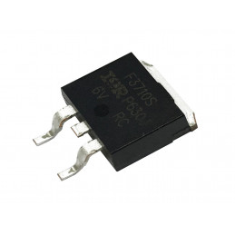 INTEGRADO IR HEXFET POWER MOSFET IRF3710S / F3710S