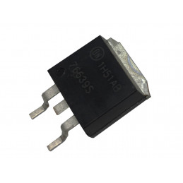 INTEGRADO ON POWER MOSFET HUF76639S3ST / 76639S