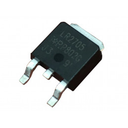 INTEGRADO IR HEXFET POWER MOSFET IRLR2705 / LR2705