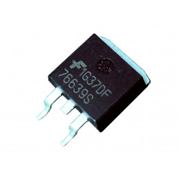 INTEGRADO FAIRCHILD / INTERSIL POWER MOSFET HUFA76639S3S / HUF76639S3S / 76639S
