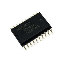 INTEGRADO PHILIPS / NXP 74HC240D