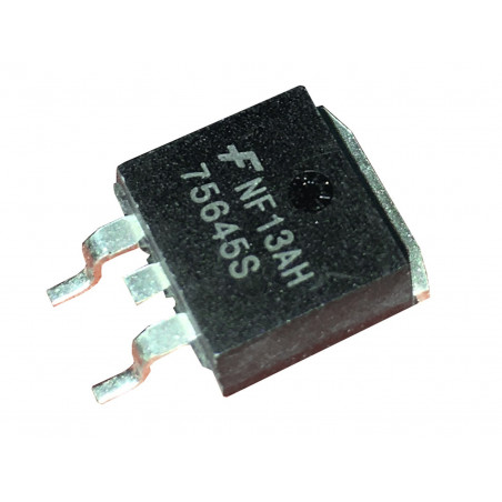 INTEGRADO FAIRCHILD MOSFET HUF75645S3S / 75646S