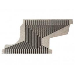 FLAT4561 CABLE FLAT FLEX DISPLAY OPEL COMBO / CORSA / MERIVA / TIGRA