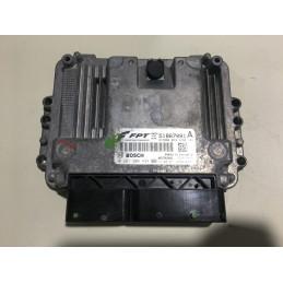 ECU MOTOR BOSCH MED17.3.1 0261S04434 LANCIA 51867081
