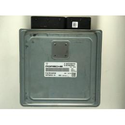 ECU MOTOR CONTINENTAL EMS SDI 3 5WP46522 PORSCHE 99761860702