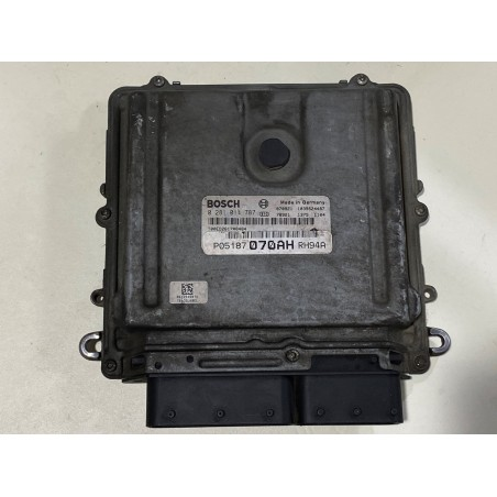 ECU MOTOR BOSCH EDC16CP31-8.60 0281014787 JEEP P05187070AH