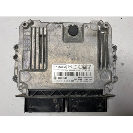 ECU MOTOR BOSCH MED17.0.1 0261S10853 FORD CV61-12A650-AMH CV6A-12A650-BB RHK0