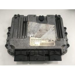 ECU MOTOR BOSCH EDC16C34-2.10 0281011629 PSA 9651132880