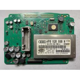 PLACA / PCB 550412220008 CUADRO INSTRUMENTOS MAGNETI MARELLI 503.000.731.902 VAG 4F0920980M SW 4F0910930A - REACONDICIONADA