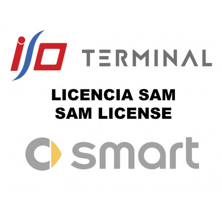 I/O TERMINAL SMART SAM SOFTWARE LICENSE