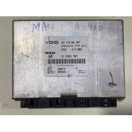 ECU FFR VDO 461470001007 MAN 81.25805.707