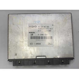 ECU FFR VDO 461470001022 MAN 81.25805.7022