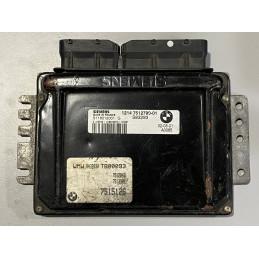 ECU MOTOR SIEMENS EMS S118012001G MINI 7512799-01