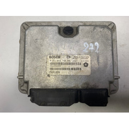 ECU MOTOR BOSCH EDC15V-6.5 0281010140 JEEP P56041587AA