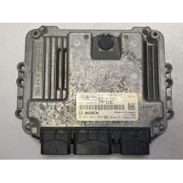 ECU MOTOR BOSCH EDC16C34-5.101 0281014989 FORD 8V21-12A650-PE 7FCE