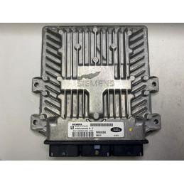 ECU MOTOR SIEMENS SID 201 5WS40061F-T LAND ROVER NNN500560