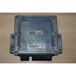 ECU MOTOR BOSCH EDC15C2 0281010765 PSA 9644199680