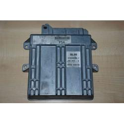 ECU MOTOR SAGEM SL96 21626035-7 PSA 9629372880