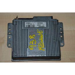 ECU MOTOR SIEMENS S110601001E RENAULT 7700114019